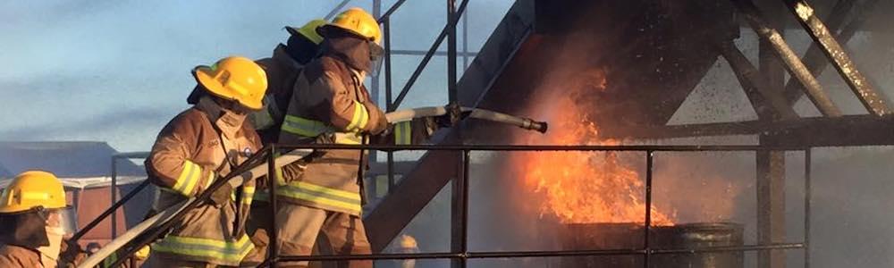 Cursos - Combate Contra Incendio