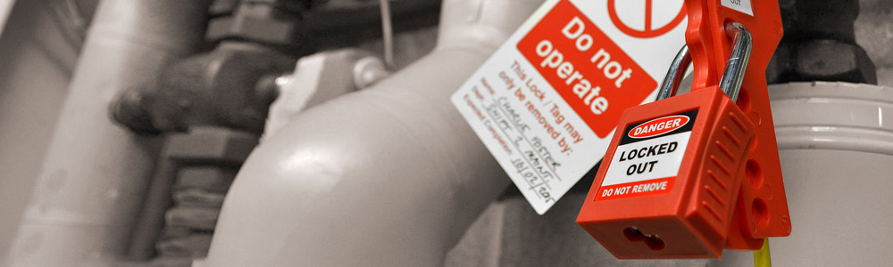 Trabajos criticos - Taller de bloqueo y etiquetado de energías peligrosas LOTO 02