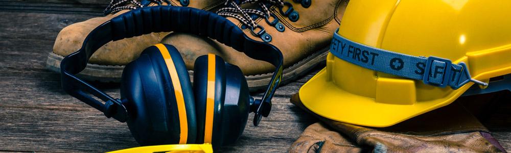 Trabajos criticos especificos - Equipo de protección personal de acuerdo a criterios de la NOM 017 STPS 02