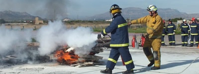 Extintores y Equipo Contra Incendio