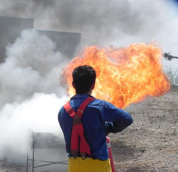 Productos - Equipos Contra Incendios